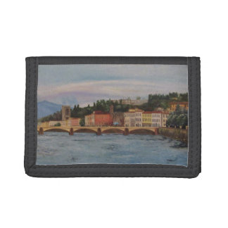 Italien-Malerei-Nylon-Geldbörse