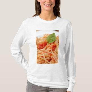 Italien, Orta, See Orta, Spaghettis mit Tomate T-Shirt