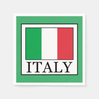 Italien Papierserviette