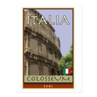Italien Postkarte