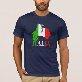 ITALIEN-Roller T-Shirt