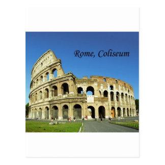 Italien, Rom, römisches Kolosseum (St.K.) Postkarte