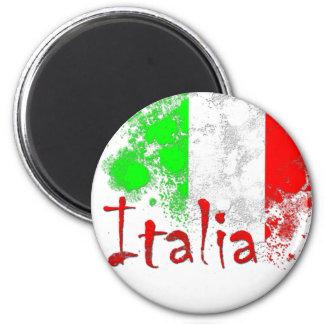 Italien Runder Magnet 5,1 Cm