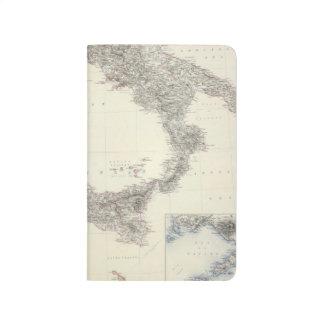 Italien S Taschennotizbuch