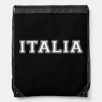 Italien Sportbeutel