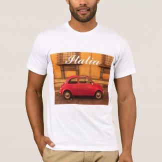 Italien-T - Shirt - Vintager Fiat 500