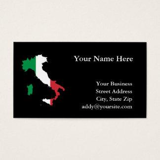 Italien Visitenkarten