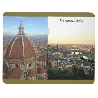 Italien-Zeitschrift Taschennotizbuch
