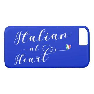 Italiener am Herz-Handy-Fall iPhone 8/7 Hülle