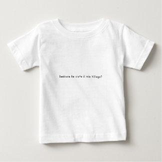 Italienisch-Dorf Baby T-shirt