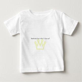Italienisch-König Baby T-shirt
