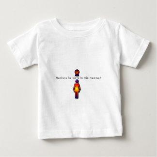 Italienisch-Mama Baby T-shirt