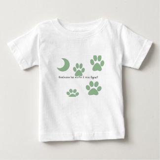 Italienisch-Ungeheuer Baby T-shirt