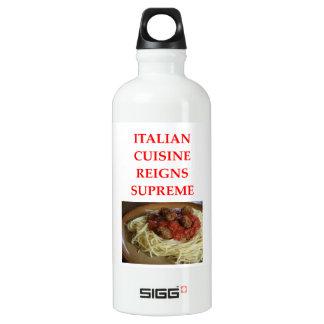 italienisch wasserflasche