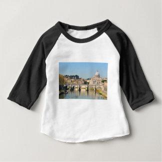 Italienische Architektur in Rom, Italien Baby T-shirt