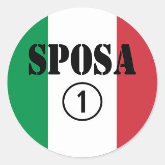 Italienische Bräute Sposa Numero UNO