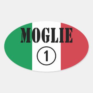 Italienische Ehefrauen Moglie Numero UNO