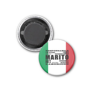 Italienische Ehemänner: Qualitäten Magnets