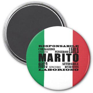 Italienische Ehemänner: Qualitäten Magnete