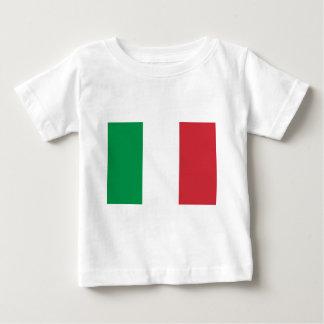 Italienische Flagge - Flagge von Italien - Italien Baby T-shirt