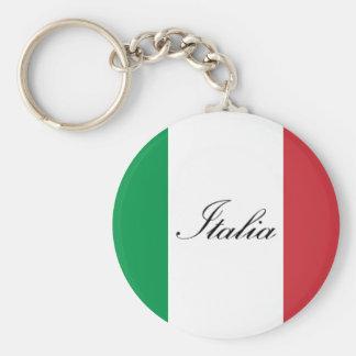 Italienische Flagge - Flagge von Italien - Italien Schlüsselanhänger