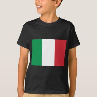 Italienische Flagge - Flagge von Italien - Italien T-Shirt