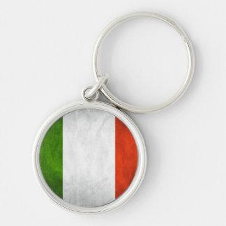 Italienische Flaggen-Schlüsselkette Schlüsselbänder