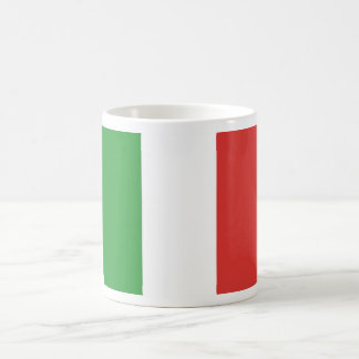 ITALIENISCHE FLAGGEN-TASSE TASSE
