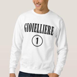 Italienische Juweliere: Gioielliere Numero UNO Sweatshirt