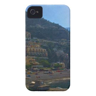 Italienische Küste iPhone 4 Case-Mate Hülle