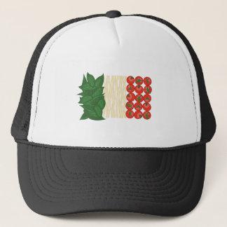 Italienische Nahrung Truckerkappe