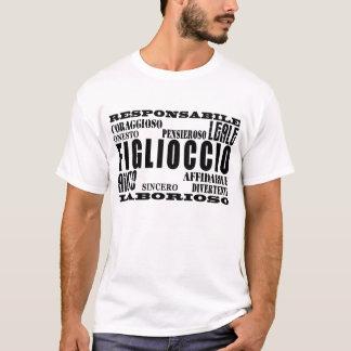 Italienische Patensöhne: Qualitäten T-Shirt