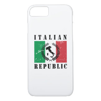 Italienische Republik iPhone 8/7 Hülle