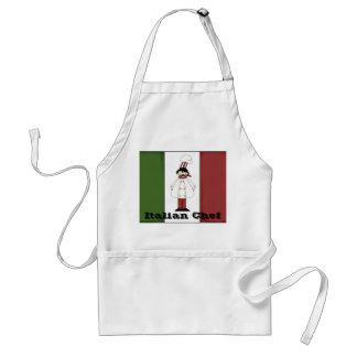 Italienische Schürze des Kochs-#1