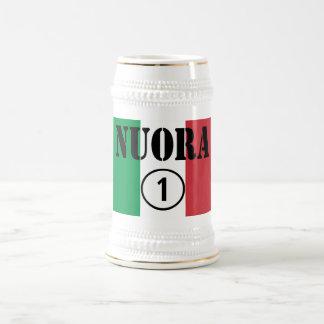 Italienische Schwiegertöchter: Nuora Numero UNO Bierkrug