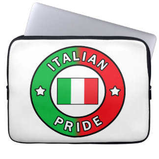 Italienische Stolzhülse Laptopschutzhülle
