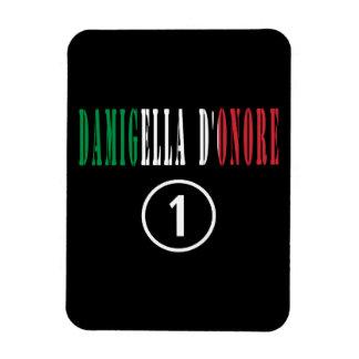 Italienische Trauzeuginnen Damigella D Onore