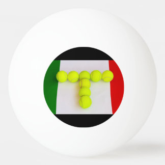 ITALIENISCHER BALL DES TENNIS-KLINGELN-PONG Ping-Pong BALL