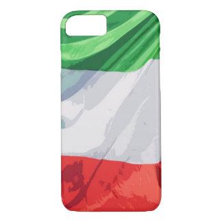 Italienischer Flagge iPhone 7 Fall iPhone 8/7 Hülle
