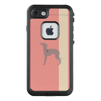 Italienischer Windhund Iphone Fall LifeProof FRÄ' iPhone 8/7 Hülle