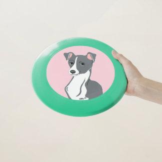 Italienischer Windhund Wham-O Frisbee
