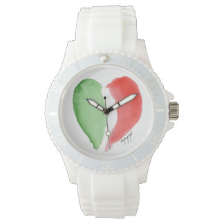 Italienisches Liebe whatch Armbanduhr