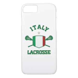 Italienlacrosse iPhone 7 Fall iPhone 8/7 Hülle