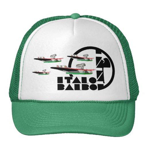 ITALO BALBO BASEBALLCAP
