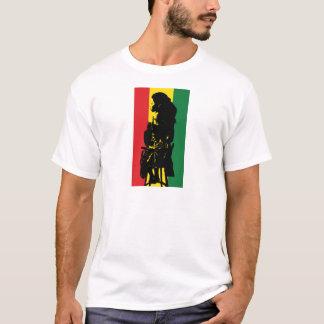 Ites, Gold und Grün T-Shirt