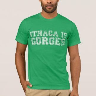 ITHACA IST SCHLUCHTEN T - Shirt