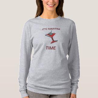 ITIS MARTINI LANGE HÜLSE ZEIT-T-SHIRT FRAUEN-' S T-Shirt