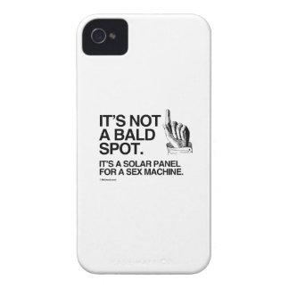 ITIS NICHT EINE KAHLE STELLE iPhone 4 COVER