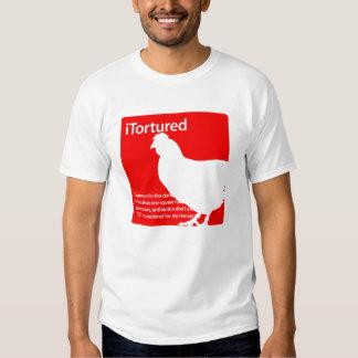 iTortured Huhn Hemden