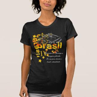 IV BRASILIEN-FRAUEN - Dunkelheit T-Shirt